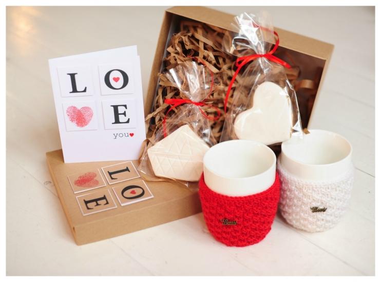 Фото - Подарочный набор  Чай вдвоем  купить в киеве на подарок, цена, отзывы
