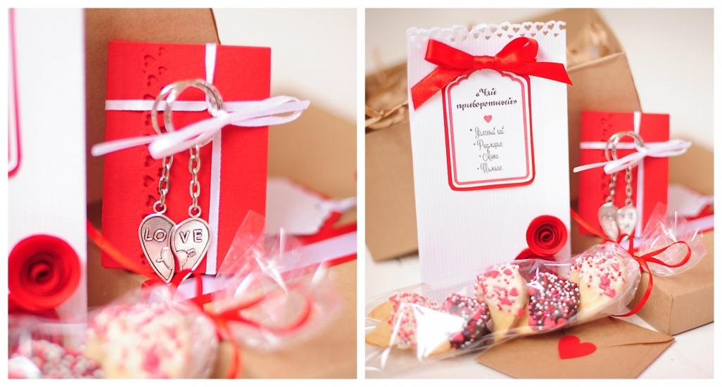 Фото - Подарочный набор Чай приворотный  купить в киеве на подарок, цена, отзывы