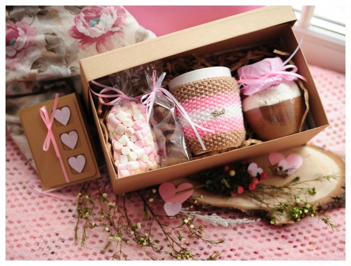 Фото - Подарочный набор ChocoValentine купить в киеве на подарок, цена, отзывы
