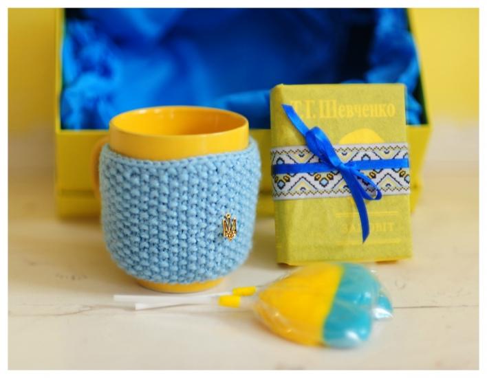 Фото - Подарочный набор LoveUkraine купить в киеве на подарок, цена, отзывы