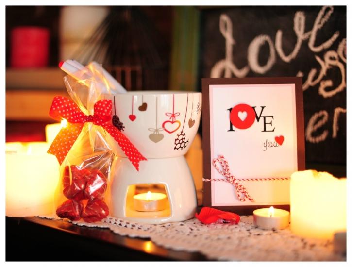 Фото - Подарочный набор LoveFondue купить в киеве на подарок, цена, отзывы