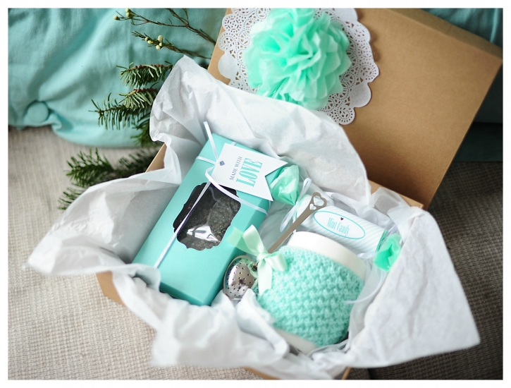 Фото - Подарочный набор MintLove купить в киеве на подарок, цена, отзывы