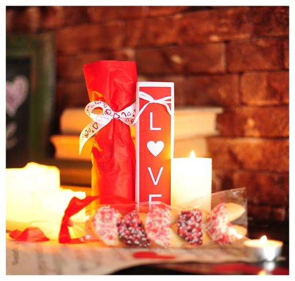 Фото - Подарочный набор LoveChampange купить в киеве на подарок, цена, отзывы
