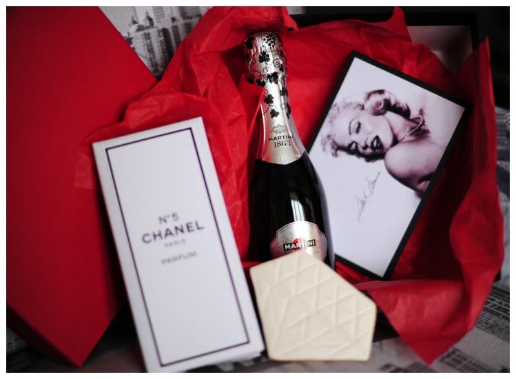 Фото - Подарочный набор Монро купить в киеве на подарок, цена, отзывы