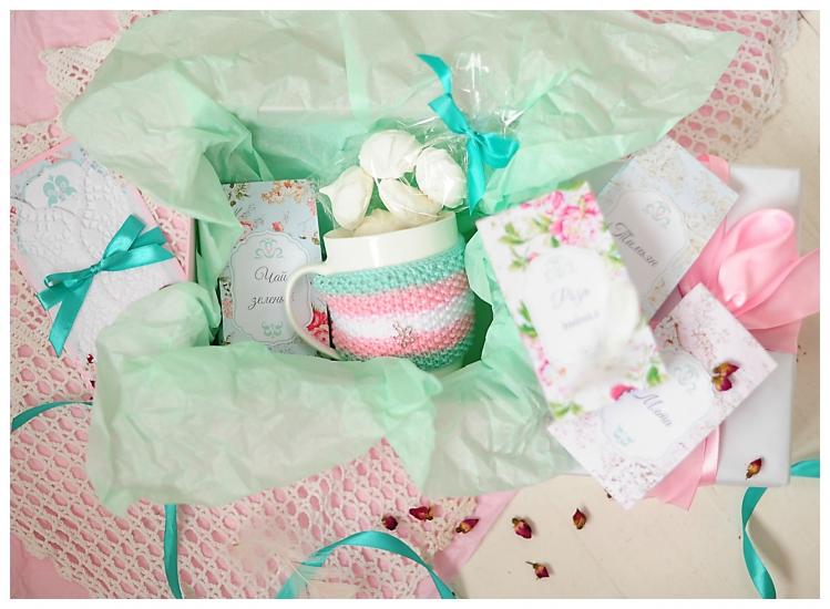 Фото - Подарочный набор Чайное творчество купить в киеве на подарок, цена, отзывы