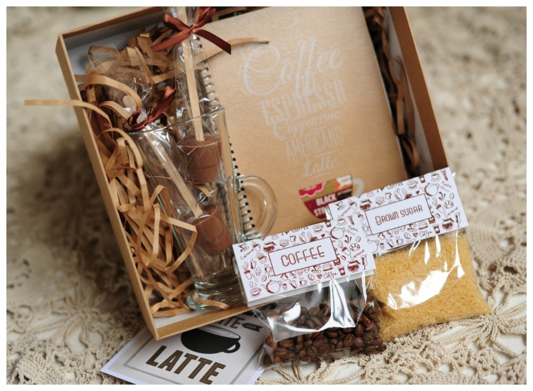 Фото - Подарочный набор  Латэ купить в киеве на подарок, цена, отзывы