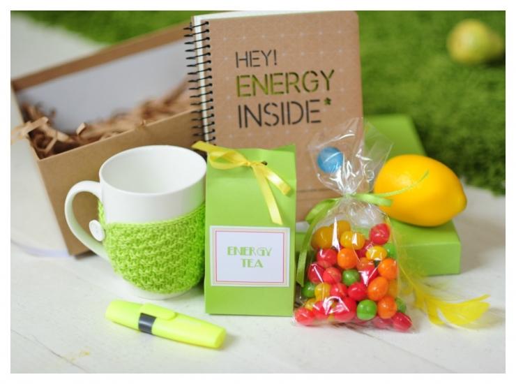 Фото - Подарочный набор SpringEnergy купить в киеве на подарок, цена, отзывы