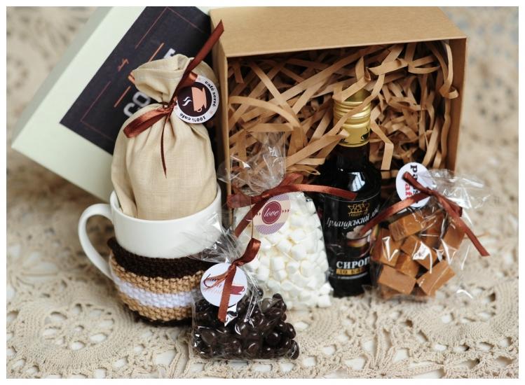 Фото - Подарочный набор Irishcreamcoffee купить в киеве на подарок, цена, отзывы