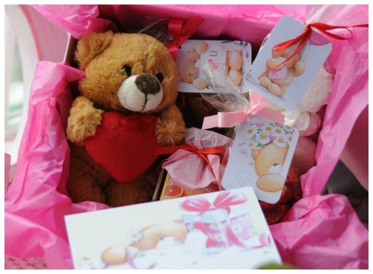 Фото - Подарочный набор TeddyBear купить в киеве на подарок, цена, отзывы