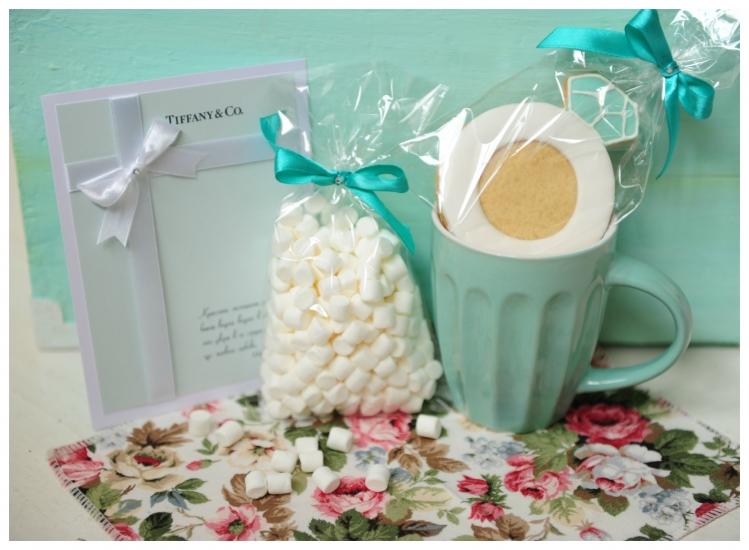 Фото - Подарочный набор Tiffany купить в киеве на подарок, цена, отзывы