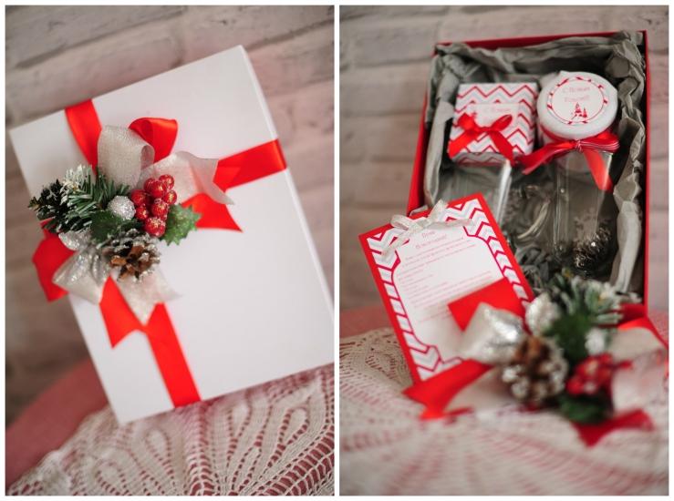 Фото - Подарочный набор Праздничный Пунш купить в киеве на подарок, цена, отзывы
