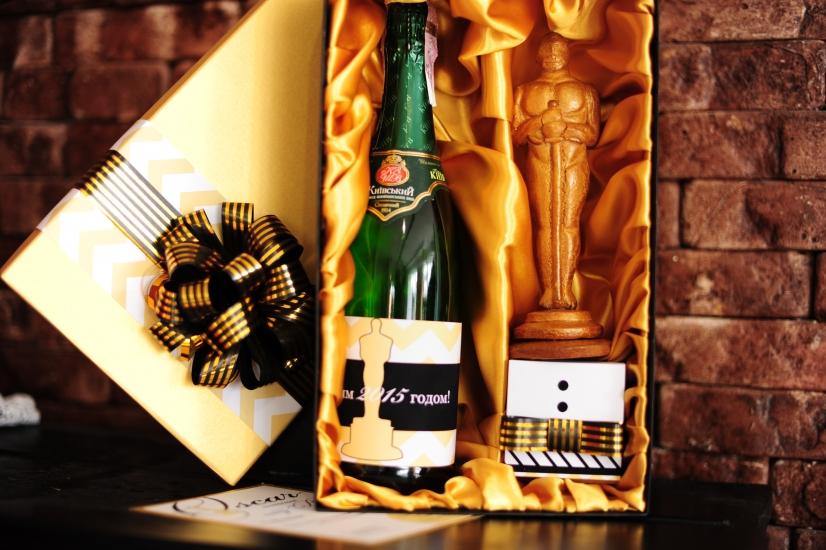 Фото - Подарочный набор  Оскар купить в киеве на подарок, цена, отзывы