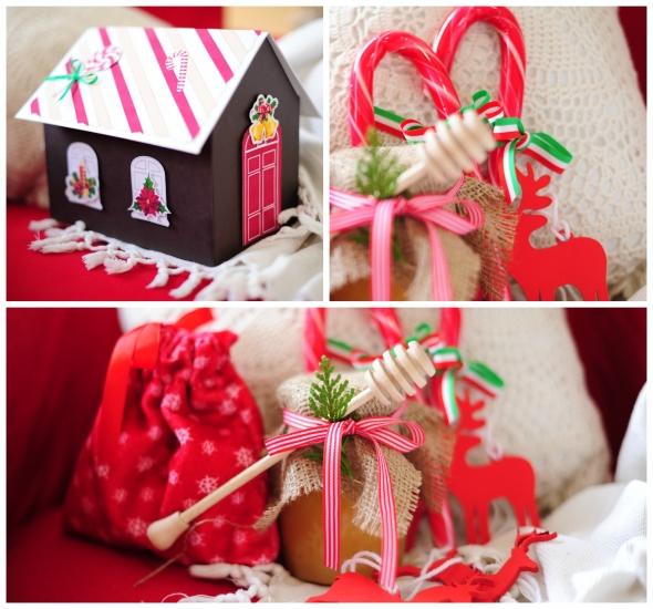 Фото - Подарочный набор Пряничный домик купить в киеве на подарок, цена, отзывы