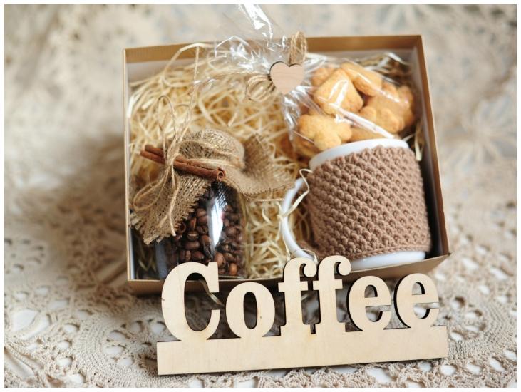Фото - Подарочный набор Coffee купить в киеве на подарок, цена, отзывы