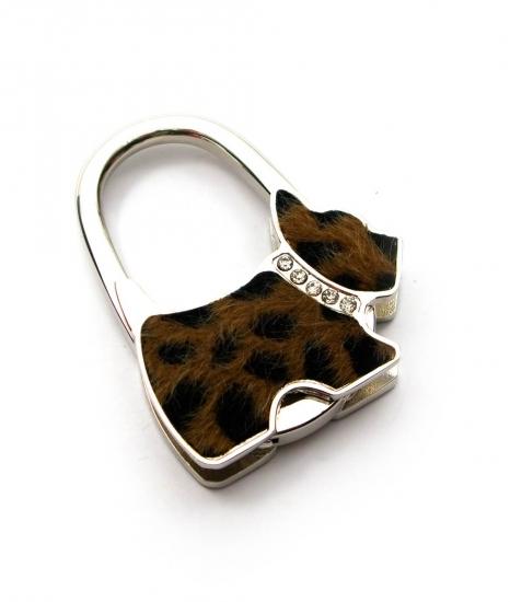 Фото - Вешалка для женской сумочки Собачка-Замок купить в киеве на подарок, цена, отзывы