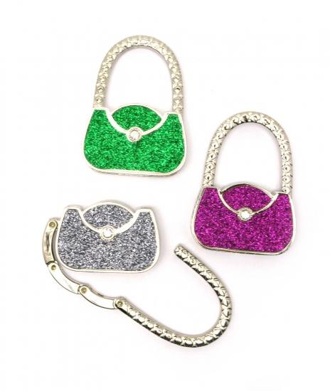 Фото - Вешалка для женской сумочки Сумочка-Замок купить в киеве на подарок, цена, отзывы