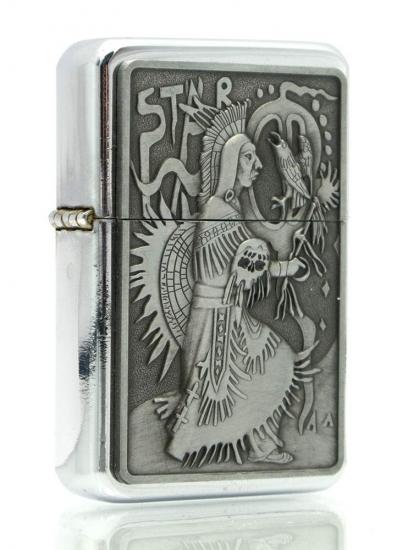 Фото - Бензиновая зажигалка Абнар купить в киеве на подарок, цена, отзывы