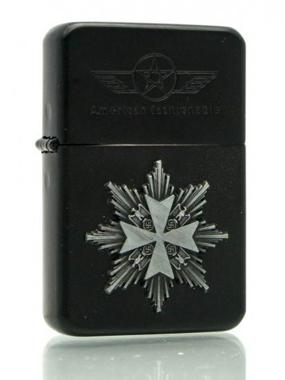 Фото - Бензиновая зажигалка Джордж  купить в киеве на подарок, цена, отзывы