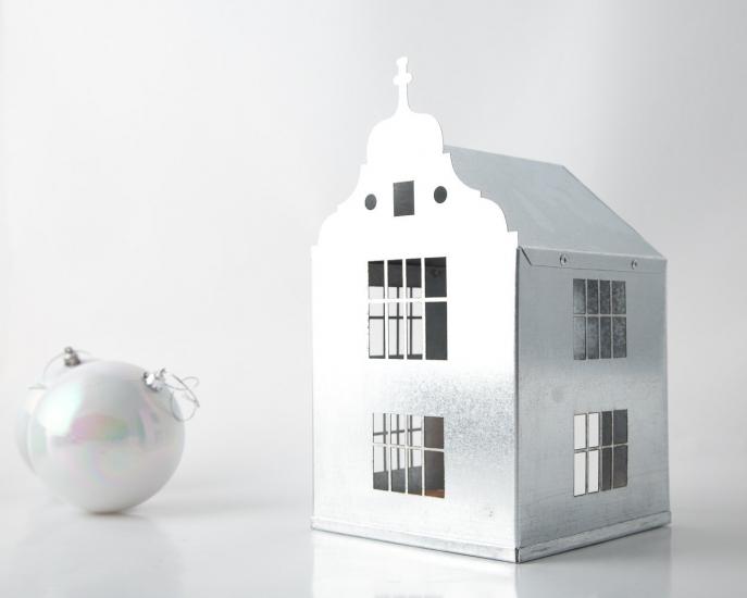 Фото - Подсвечник Амстердам маленький купить в киеве на подарок, цена, отзывы