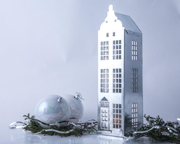Фото - Подсвечник Амстердам купить в киеве на подарок, цена, отзывы