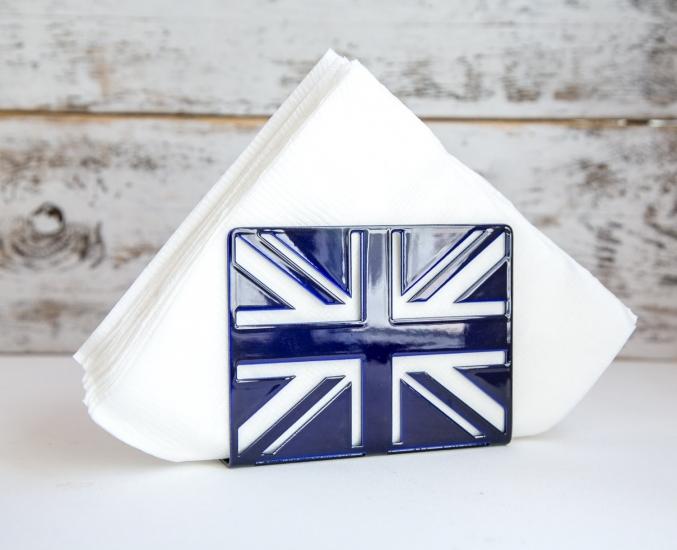 Фото - Салфетница Великобритания купить в киеве на подарок, цена, отзывы