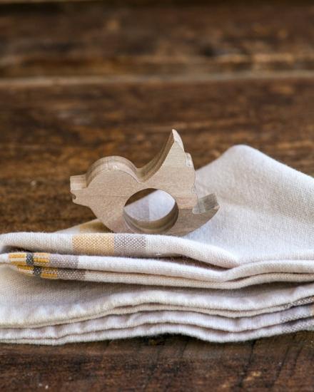 Фото - Кольца для салфеток Twitter купить в киеве на подарок, цена, отзывы