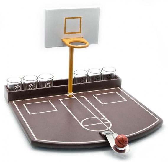 Фото - Баскетбол на 6-ть рюмок купить в киеве на подарок, цена, отзывы