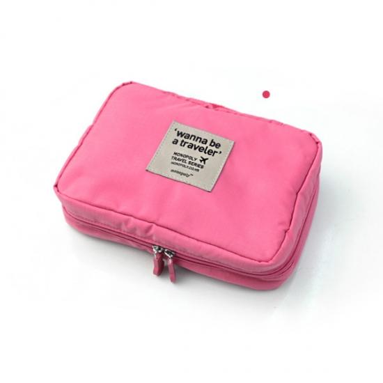 Фото - Органайзер дорожный Все под рукой  Розовый  купить в киеве на подарок, цена, отзывы