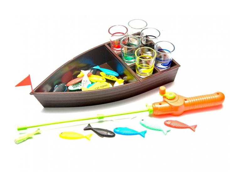 Фото - Рыбалка с рюмками  купить в киеве на подарок, цена, отзывы