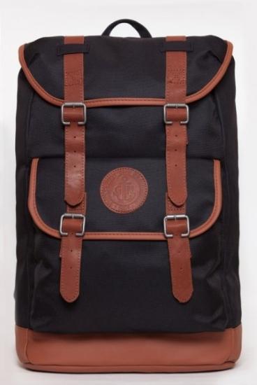 Фото - Рюкзак GIN Веспер черный купить в киеве на подарок, цена, отзывы