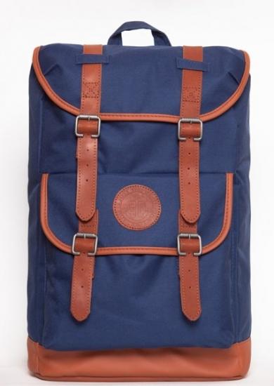 Фото - Рюкзак GIN Веспер синий купить в киеве на подарок, цена, отзывы