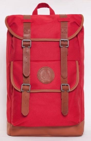 Фото - Рюкзак GIN Веспер красный купить в киеве на подарок, цена, отзывы