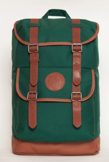 Фото - Рюкзак GIN Веспер зеленый купить в киеве на подарок, цена, отзывы