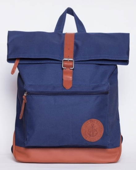 Фото - Рюкзак GIN лонг айленд синий купить в киеве на подарок, цена, отзывы