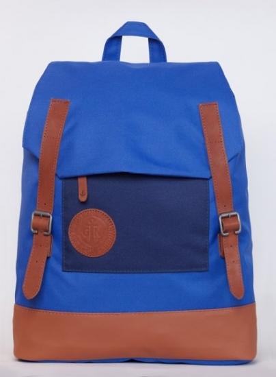 Фото - Рюкзак GIN мексиканец электрик с синим карманом купить в киеве на подарок, цена, отзывы