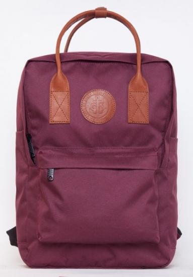 Фото - Рюкзак GIN Том Коллинз бордо купить в киеве на подарок, цена, отзывы