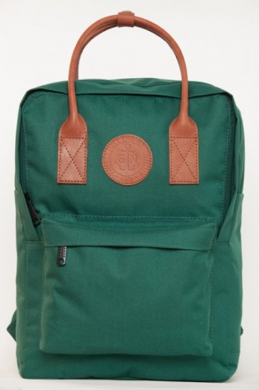 Фото - Рюкзак GIN Том Коллинз зеленый купить в киеве на подарок, цена, отзывы