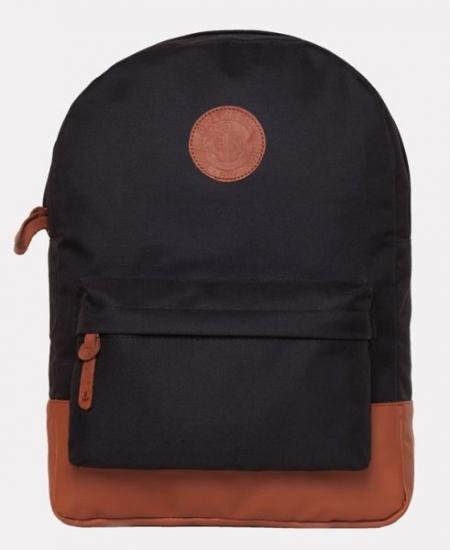 Фото - Рюкзак GiN Bronx черный купить в киеве на подарок, цена, отзывы