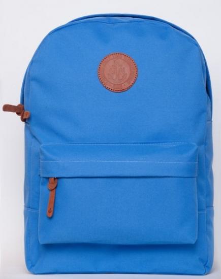 Фото - Рюкзак GiN Bronx голубой купить в киеве на подарок, цена, отзывы