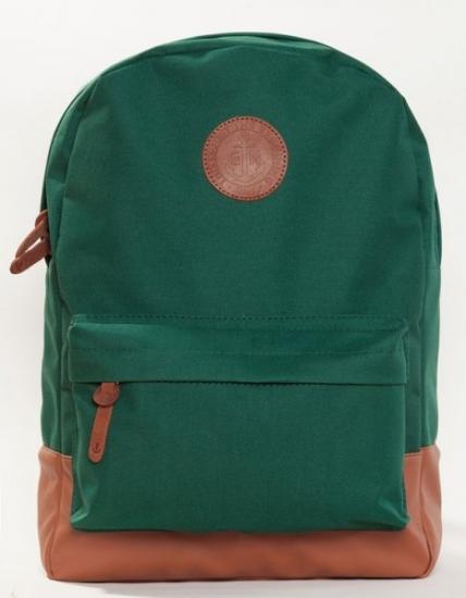 Фото - Рюкзак GiN Bronx зеленый рай купить в киеве на подарок, цена, отзывы