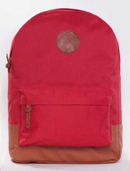 Фото - Рюкзак GiN Bronx красный купить в киеве на подарок, цена, отзывы