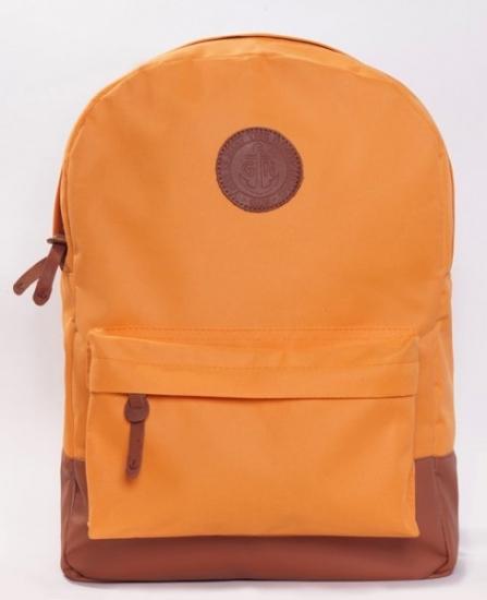 Фото - Рюкзак GiN Bronx оранжевый купить в киеве на подарок, цена, отзывы