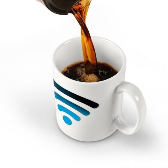 Фото - Чашка хамеллион Wi-Fi купить в киеве на подарок, цена, отзывы