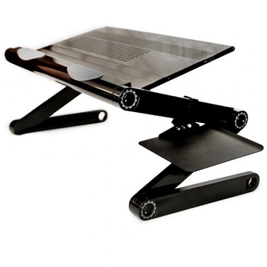 Фото - Столик для ноутбука Stardreamer Black купить в киеве на подарок, цена, отзывы