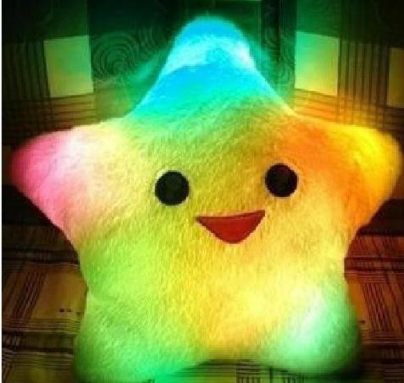 Фото - Светящаяся подушка Звезда купить в киеве на подарок, цена, отзывы