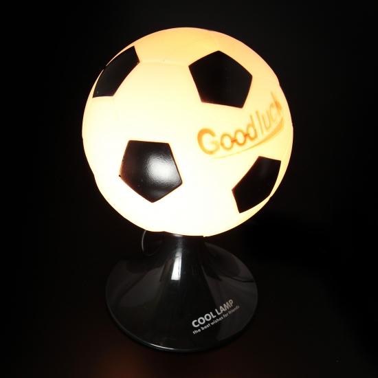 Фото - Настольный светильник Футбольный мяч купить в киеве на подарок, цена, отзывы