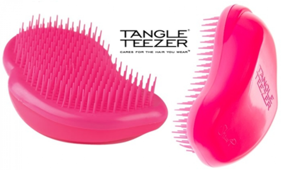 Фото - Расчески Tangle Teezers  розовая купить в киеве на подарок, цена, отзывы