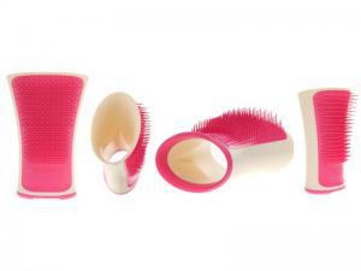 Фото - Расческа Tangle Teezers Aqua Splash Pink купить в киеве на подарок, цена, отзывы