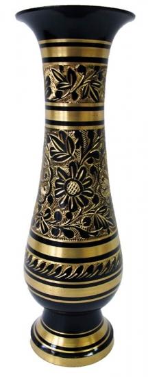 Фото - Ваза бронзовая черная Udele купить в киеве на подарок, цена, отзывы