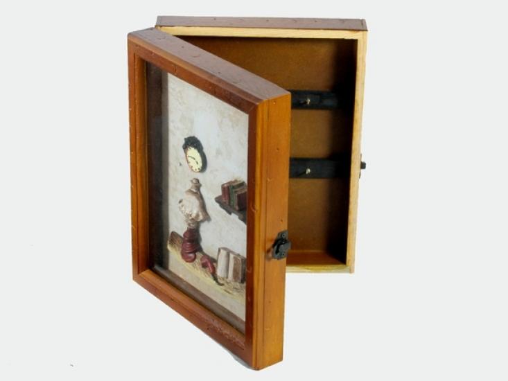 Фото - Ключница Настенная Кабинет  купить в киеве на подарок, цена, отзывы